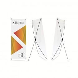 X Banner 80